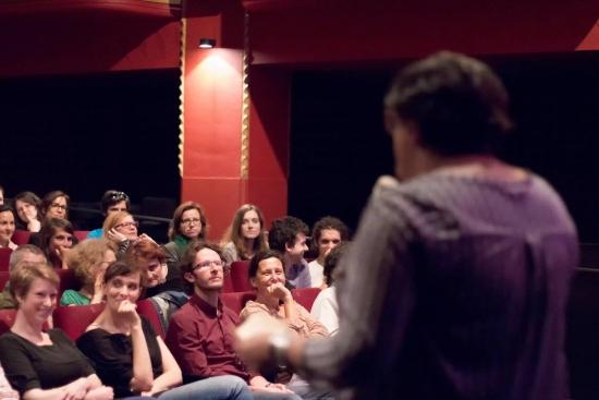 Otvoritev 8. Festivala migrantskega filma